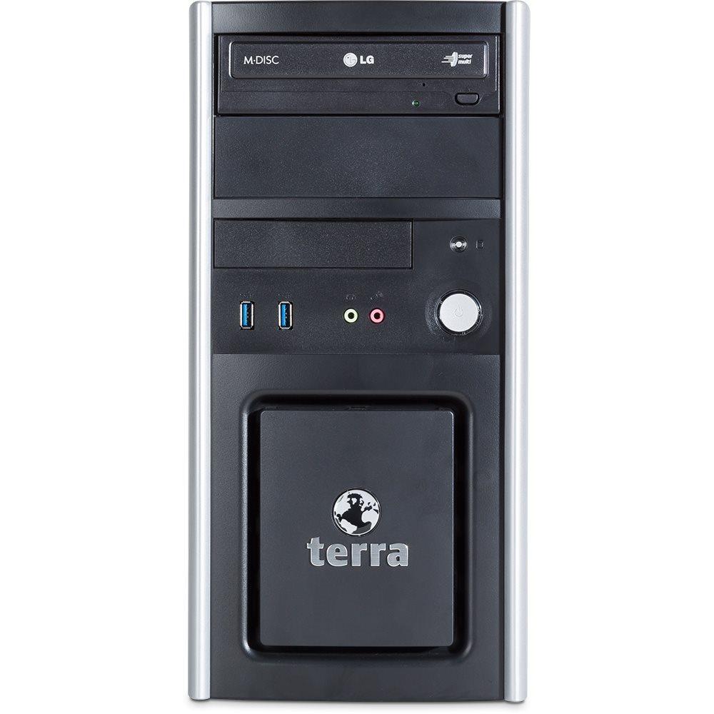 TERRA PC-BUSINESS 5000 - Komplettsystem - Core i3 3,6 GHz - RAM: 4 GB DDR4, SDRAM - HDD: 500 GB Serial ATA
