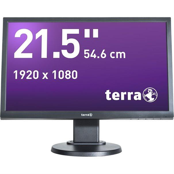 TERRA LED 2255W PIVOT schwarz HDMI GREENLINE PLUS