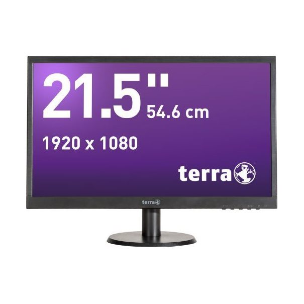 TERRA LED 2225W black HDMI GREENLINE PLUS