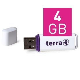 TERRA USBee USB2.0 4GB 14/4 white