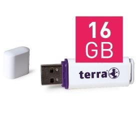 TERRA USBee USB2.0 16GB 14/4 white