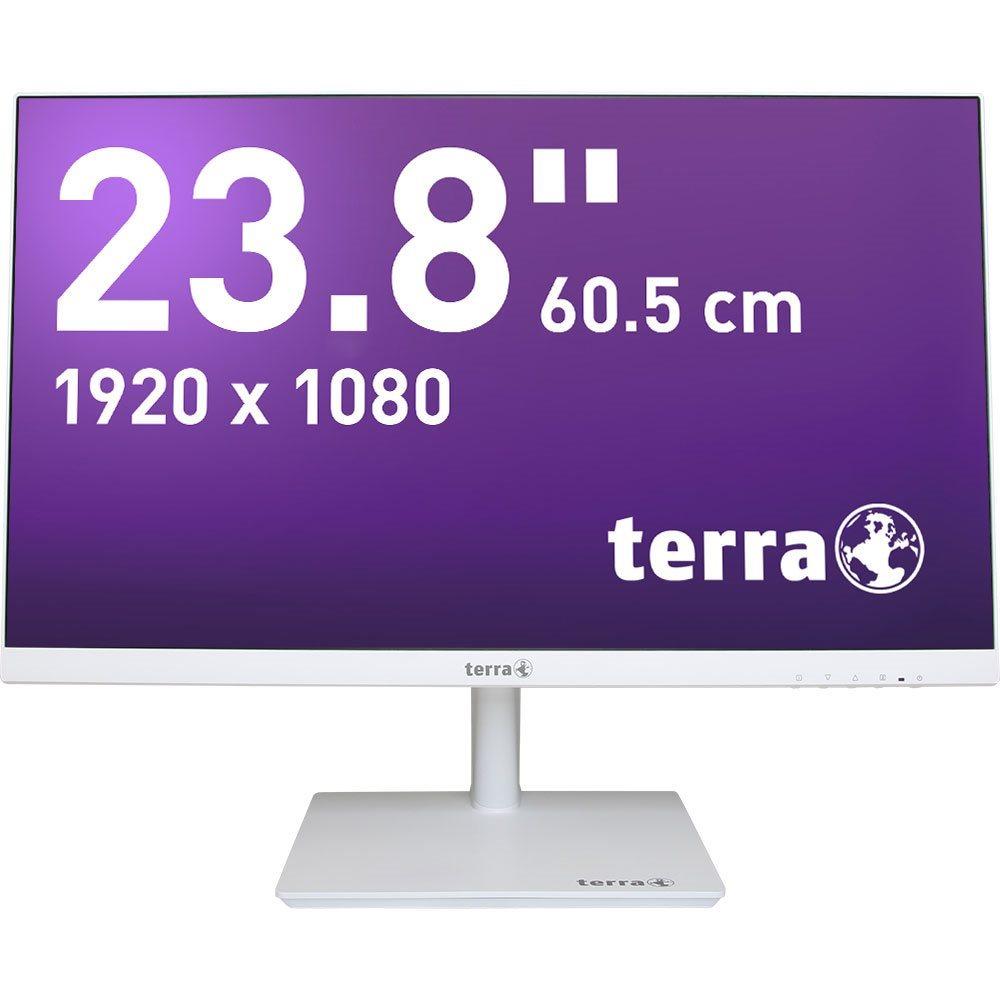 TERRA LED 2464W weiß HDMI GREENLINE PLUS
