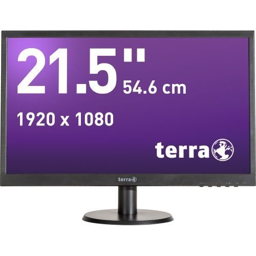 TERRA LED 2225W black HDMI GREENLINE PLUS