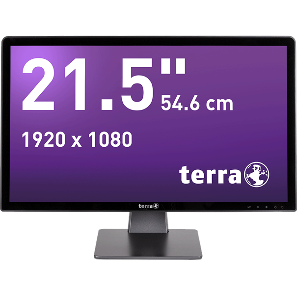 ALL-IN-ONE Computer kaufen Pforzheim Wortmann TERRA All-In-One-PC 2212 GREENLINE Touch
