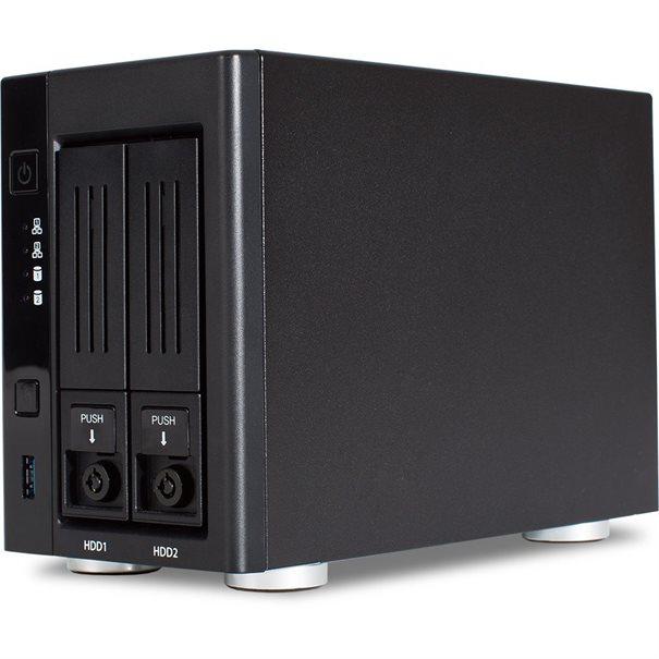 STORAGE Computer kaufen Pforzheim Wortmann TERRA NASBOX 2-2004 (4.00TB/2x2TB)