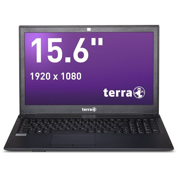 "15.6"" FHD (1920x1080) Non-Glare 16:9 LED-Display ;  Intel? Core? i5-7200U Processor (3M Cache; bis ;  zu 3.1 GHz) ;  1x 8GB DDR4 SO-DIMM (1x Sockel frei) ;  240 GB SATA-SSD; DVD?RW SATA-ODD; ;  Intel? HD Graphics 620; ;  Intel? WLAN AC 3168 + Bluetooth 4.2; ;  1x USB 3.0 Type C; 1 x USB 3.0; 2x USB 2.0; VGA; ;  HDMI; LAN 10/100/1000 ;  Mic-In; Headphone-Out; SD/MMC - Cardreader; ;  Webcam; DC-IN (19V); Kensington-Lock; ;  LTE vorbereitet; Netzteil 40W; Akku 44Wh; ;  Windows 10 Pro ;  6 Monate Garantie auf Akku ;  Gr??e: 377 x 259 x 24.2 mm / Gewicht: 2.2 Kg"