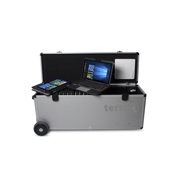 Tablet Trolley S24 TPC
