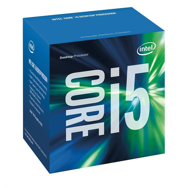 CPU Intel Core i5-6400 / LGA1151 / Box