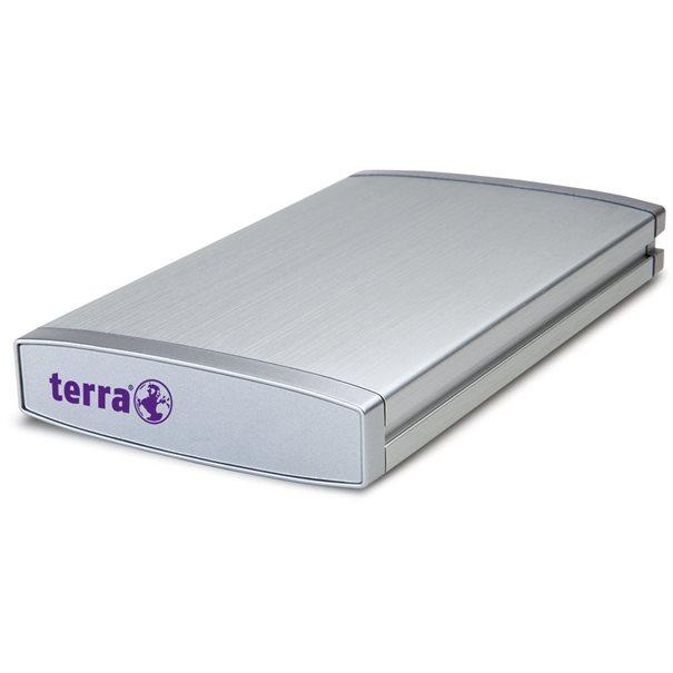 "USB Gehäuse 2.5"" HDD, Alu USB 3.0/SATA3 [EasyDock]"