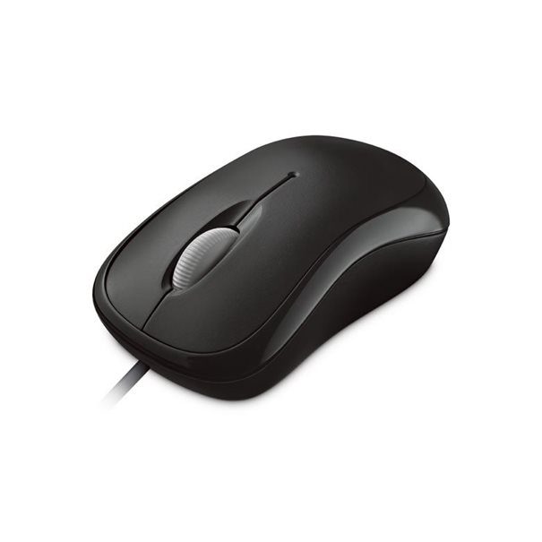 Microsoft Basic Optical Mouse for Business Black