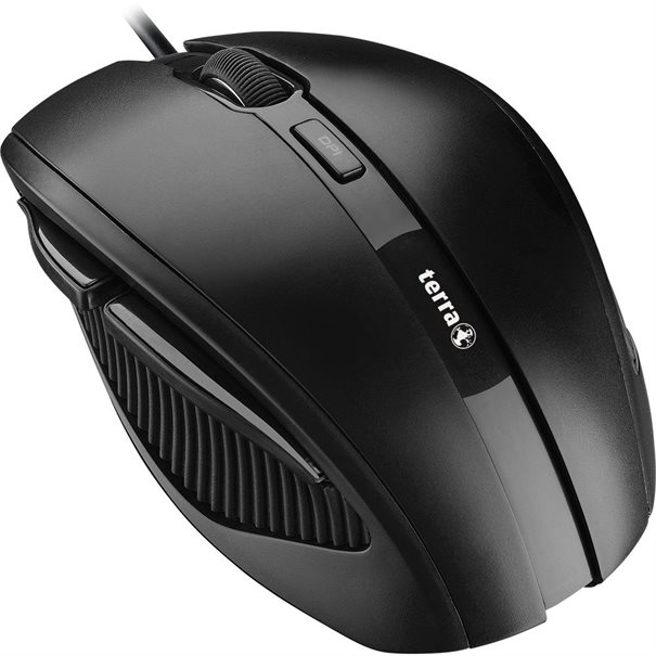 TERRA Mouse 3000 Corded USB black