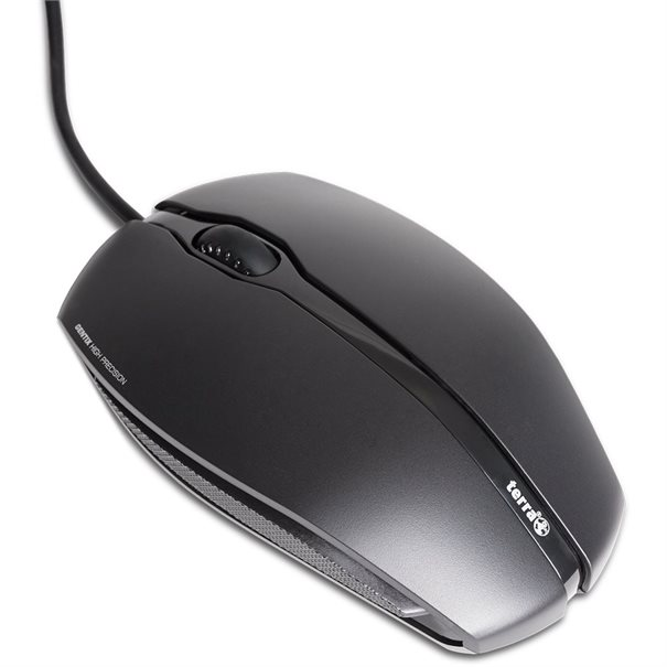 TERRA Mouse 1000 Corded USB black