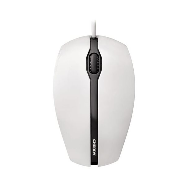 TERRA Mouse 1000 Corded USB white grey
