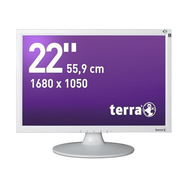 TERRA LED 2230W weiß DVI GREENLINE PLUS