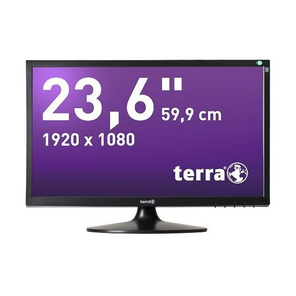 TERRA LED 2455W schwarz HDMI GREENLINE PLUS