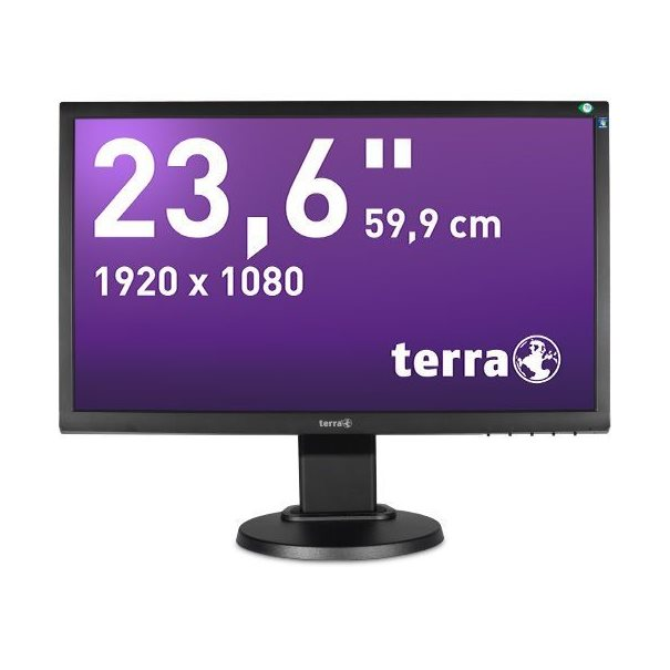 TERRA LED 2455W PIVOT schwarz HDMI GREENLINE PLUS