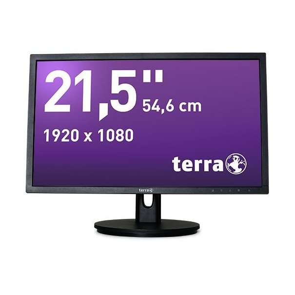 TERRA LED 2235W HA schwarz DP+HDMI GREENLINE PLUS