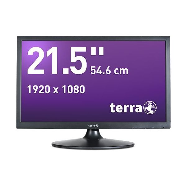 TERRA LED 2255W schwarz HDMI GREENLINE PLUS