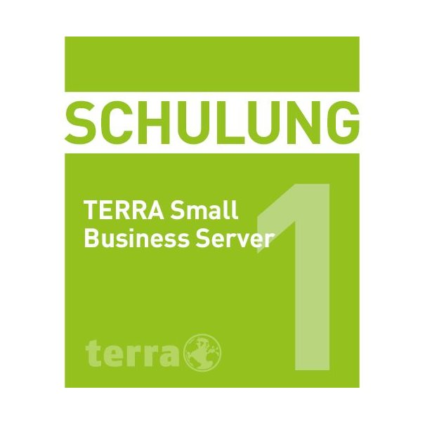 Schulung TERRA Small Business Server - Stuttgart