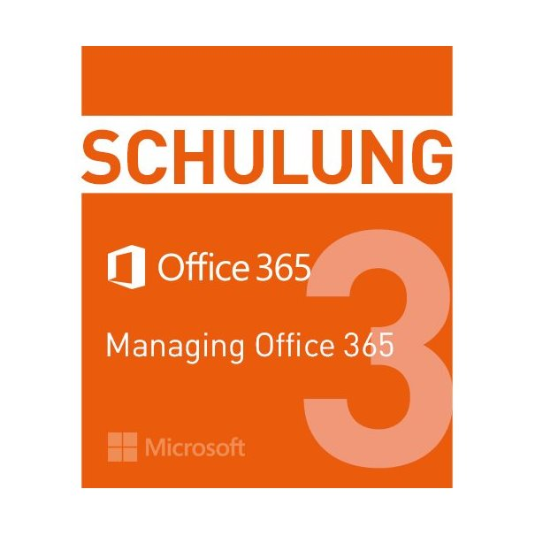 Schulung MS Managing Office 365