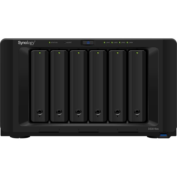 Synology NAS Disk Station DS3018xs (6 Bay)