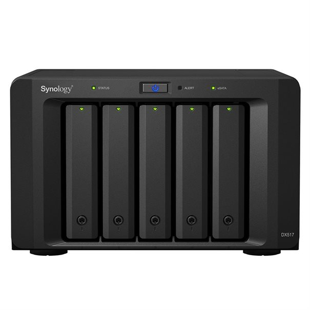 Synology NAS Expansion Unit DX517 (5 Bay) +++