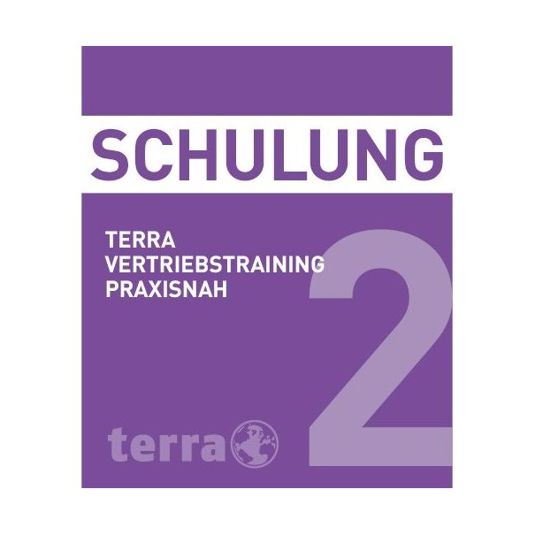 Schulung Terra Vertriebstraining /Take your Chance
