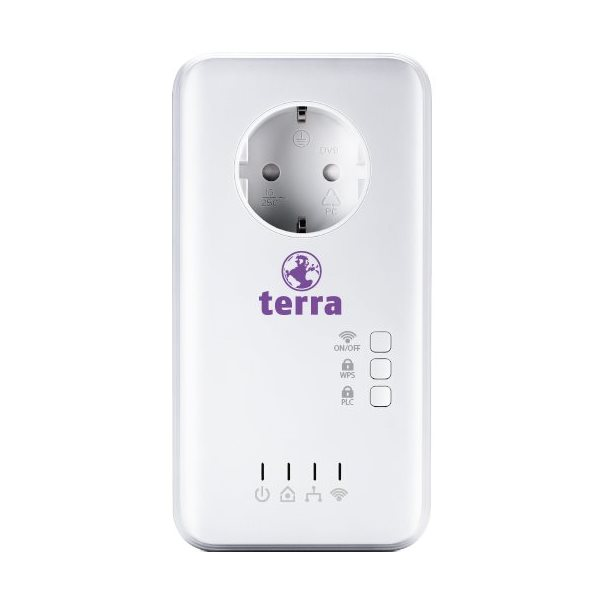 TERRA Powerline 500 WLAN Pro (2) Starter Bundle