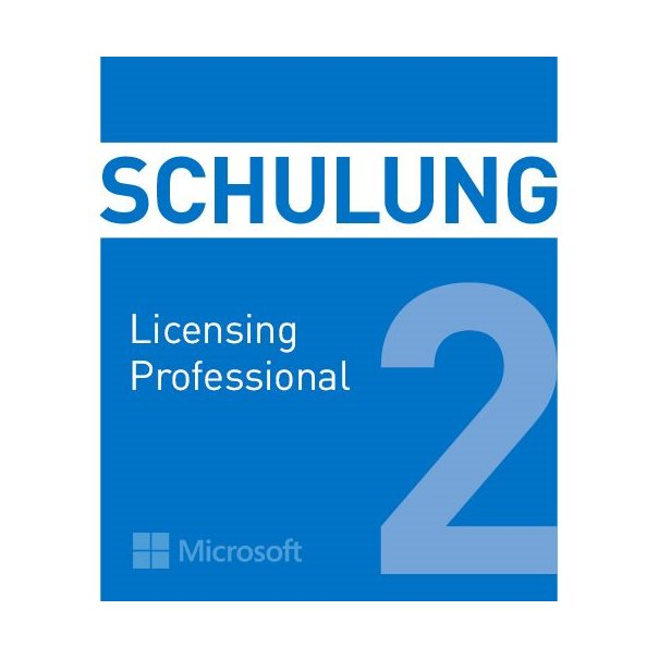 Schulung MS Licensing Professional Hüllhorst