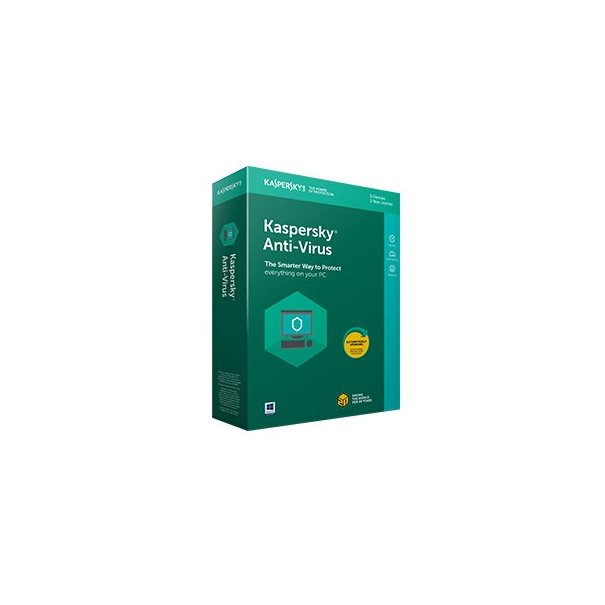 Kaspersky Anti-Virus 1. Upgr. BOX [DE]