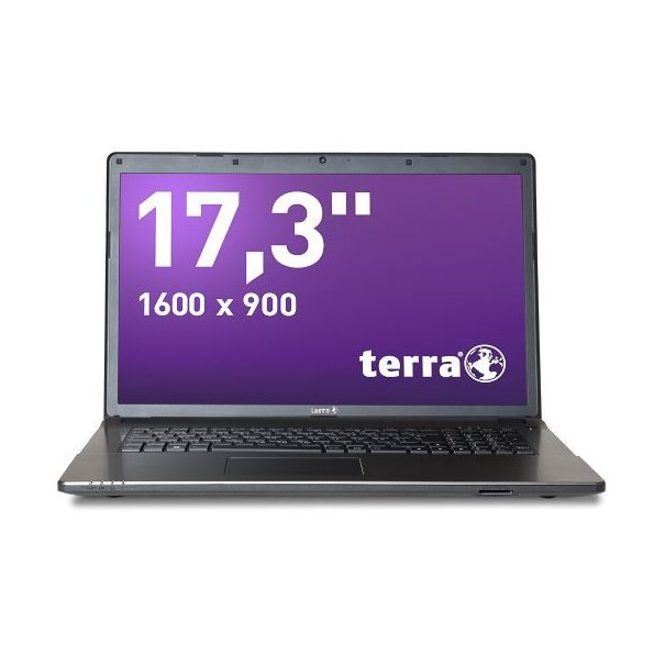 TERRA MOBILE 1749S i3-6100H W10 Home