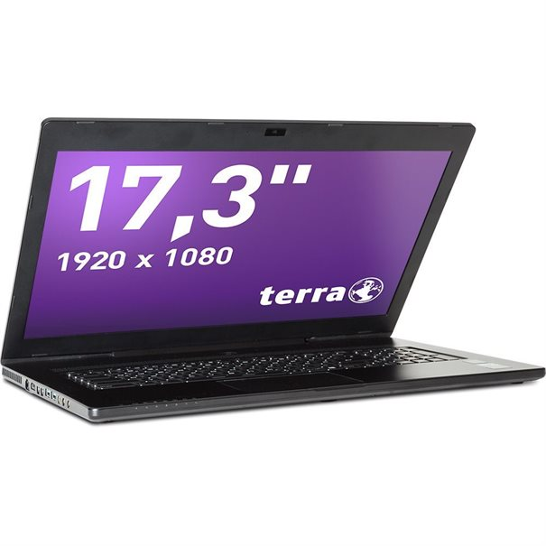 TERRA MOBILE 1790S i7-6700HQ W10P>W7P SSD