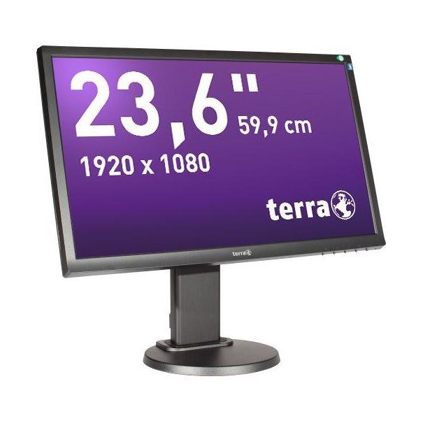 TERRA LED 2455W PIVOT schwarz HDMI GREENLINE PLUS